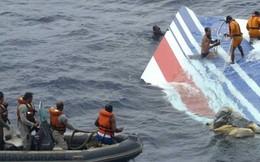 Lần gần nhất máy bay mất tích trên đại dương