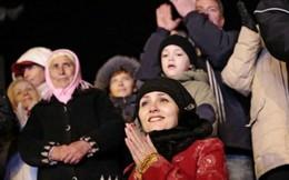 Crimea chính thức tuyên bố độc lập, xin gia nhập Nga