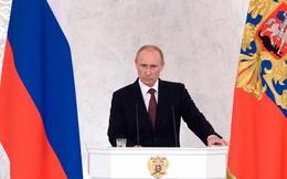 """Thị trường """"thở phào"""" với bài diễn văn của Tổng thống Nga Putin"""