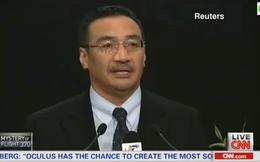 Vệ tinh Pháp phát hiện 122 mảnh vỡ nghi của máy bay MH370