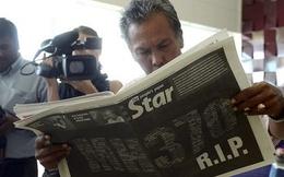 Tiết lộ sốc về lời cuối của phi công chuyến bay MH370