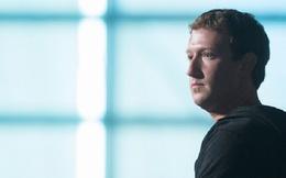 Mark Zuckerberg gia nhập hàng ngũ CEO nhận lương 1 USD