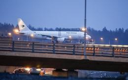 Hủy bỏ tất cả các chuyến bay từ châu Âu tới Crimea