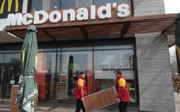 McDonald's ngừng hoạt động ở Crimea