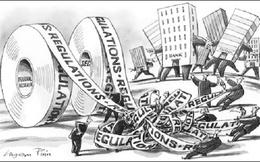 """Khi chính phủ muốn """"trói"""" doanh nghiệp"""