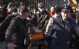 Nga cảnh báo Ukraine không được đàn áp người biểu tình