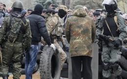 """""""Nga triển khai hàng chục nghìn quân gần biên giới Ukraine"""""""