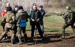 Đọ súng tại đông Ukraine, ba tay súng li khai thiệt mạng