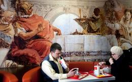 """""""Duyên nợ"""" của McDonald's ở Nga"""
