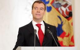 Medvedev: Nga đã sẵn sàng đối mặt với lệnh trừng phạt mới
