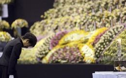 Tổng thống Hàn Quốc xin lỗi dân vì vụ chìm phà