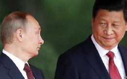 Rắc rối quan hệ Nga - Trung