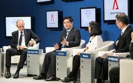 Bộ trưởng Cao Đức Phát chia sẻ kinh nghiệm của Việt Nam tại WEF Đông Á