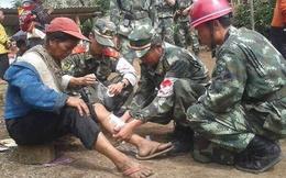 Động đất ở tây nam Trung Quốc, 29 người bị thương