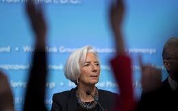 IMF: Fed chưa nâng lãi suất vào năm 2015