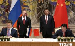 GDP của Nga tăng 0,4% nhờ hợp đồng khí đốt với Trung Quốc