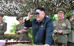 Ông Kim Jong Un đích thân chỉ đạo tập trận quy mô lớn