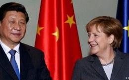 Thủ tướng Đức Angela Merkel thăm chính thức Trung Quốc