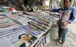 Trung Quốc chính thức bắt giữ con trai Chu Vĩnh Khang