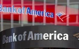 Bank of America lãnh án phạt kỷ lục