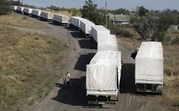 Nga sẽ cử đoàn xe cứu trợ thứ hai tới miền Đông Ukraine