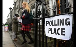 Người Scotland chọn ở lại Anh