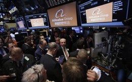 Cổ phiếu Alibaba tăng 38% sau IPO
