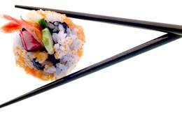 Bong bóng sushi ở Moscow