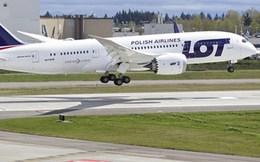 Máy bay chở khách của Ba Lan hạ cánh khẩn cấp xuống Scotland