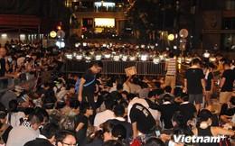 Trung Quốc ủng hộ chính quyền Đặc khu hành chính Hong Kong