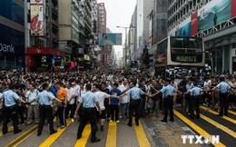 Nga: Sự kiện ở Hong Kong là vấn đề nội bộ của Trung Quốc