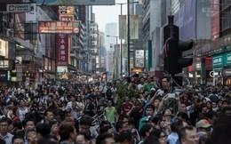 Ngành du lịch Hong Kong thiệt hại nặng vì biểu tình