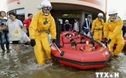Nhật Bản: Bão Phanfone làm gần 60 người thương vong và mất tích