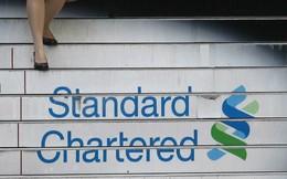 Cổ phiếu Standard Chartered thấp nhất 5 năm