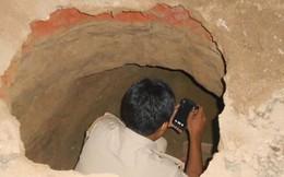 Ấn Độ: Đào hầm bí mật 40m trộm ngân hàng