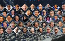Điểm thú vị của danh sách những nhân vật quyền lực nhất thế giới