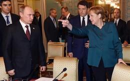 Thủ tướng Đức Merkel cực lực chỉ trích Tổng thống Nga Putin