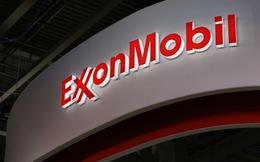 Exxon Mobil mất ngôi lớn thứ hai thế giới vì giá dầu giảm
