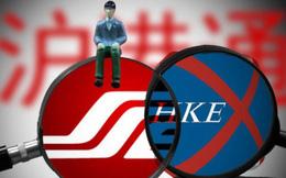 Chứng khoán Thượng Hải kém hấp dẫn nhà đầu tư trên sàn Hồng Kông