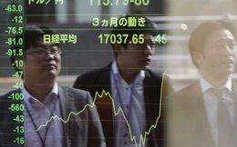 Yên Nhật thấp nhất 7 năm, chứng khoán châu Á nhảy vọt