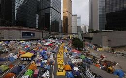 Sinh viên Hồng Kông tuyên bố không dừng biểu tình