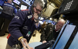 Cổ phiếu năng lượng nhấn chìm phố Wall