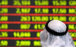 """Chứng khoán các nước Trung Đông đồng loạt rơi vào """"thị trường con gấu"""""""