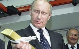 Nga có thể sẽ bán vàng để cứu đồng Rúp