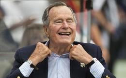 Cựu Tổng thống Mỹ George H. W. Bush nhập viện khẩn cấp