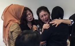 Cổ phiếu AirAsia sụt giảm sau vụ máy bay mất tích