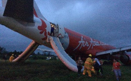 Một ngày, 2 máy bay AirAsia trục trặc