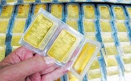 Giá vàng trong nước lại ngược chiều thế giới