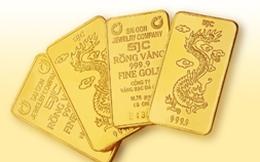 Đầu tuần, giá vàng trong nước cao hơn thế giới 5 triệu đồng/lượng