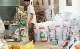 Thả nổi quản lý vật tư nông nghiệp